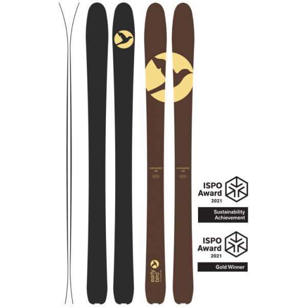 CHICKADEE brown ispo - CHICKADEE 90